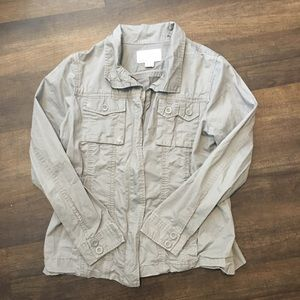 [Old Navy] Grey Utility Jacket
